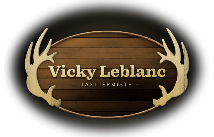 Vicky Leblanc Taxidermiste